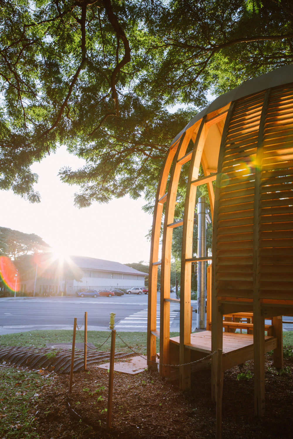 Architecture grad makes affordable homes from Hawaii's