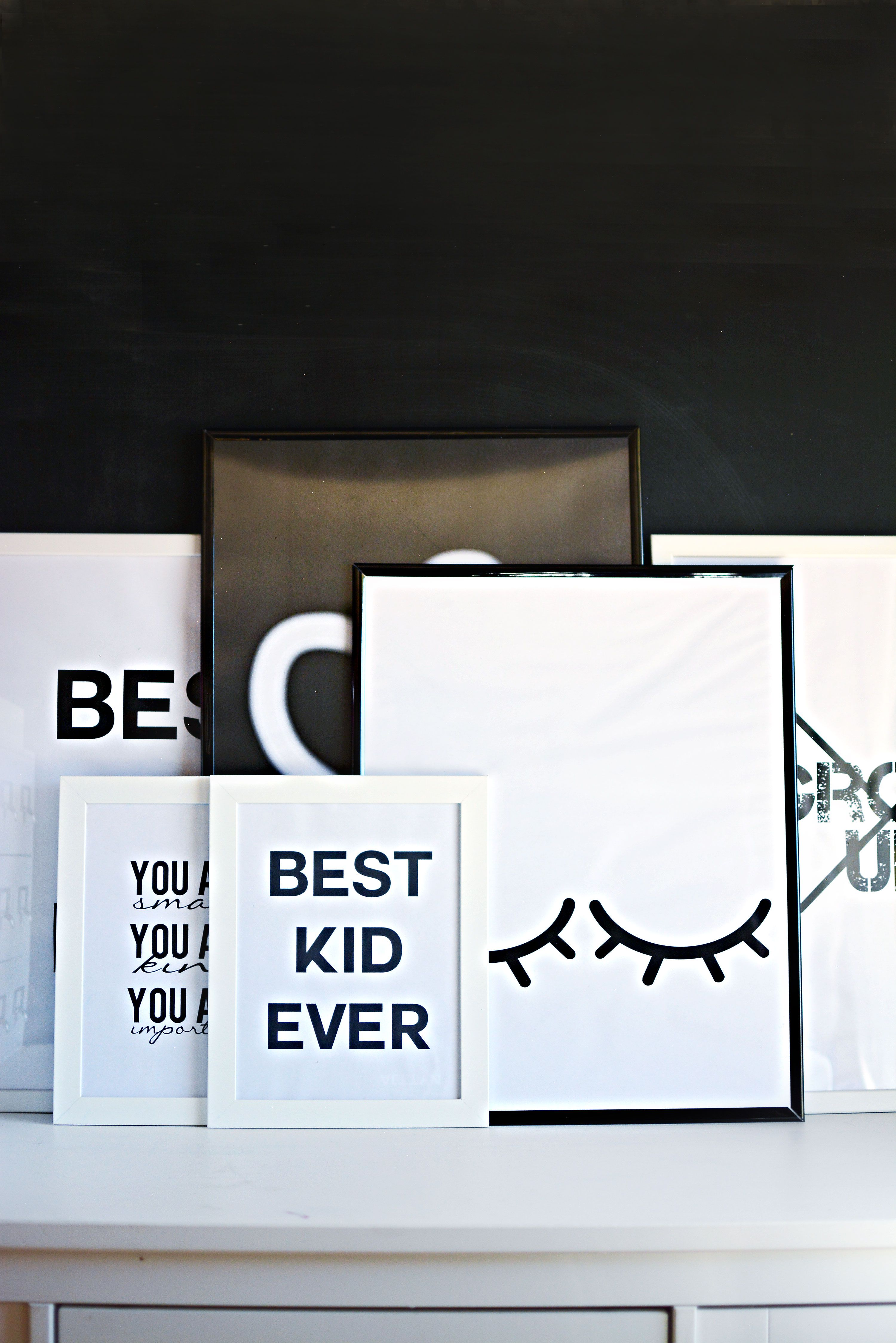 die besten 25 baby bilderrahmen ideen auf pinterest. Black Bedroom Furniture Sets. Home Design Ideas