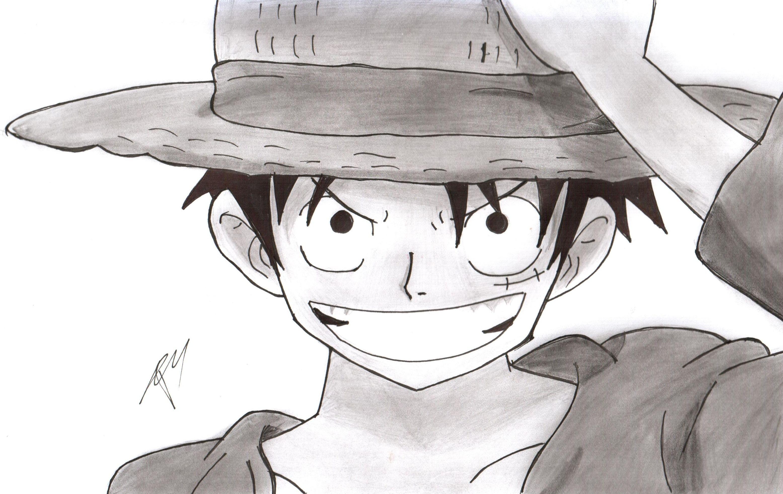 Monkey D. Luffy by gabito852 on DeviantArt Luffy