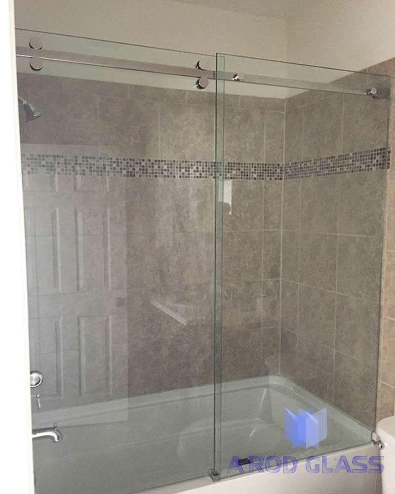 Nice Luxury Shower Curtain Vs Glass Door Ideas 3 Panel Unique 28 Beautiful