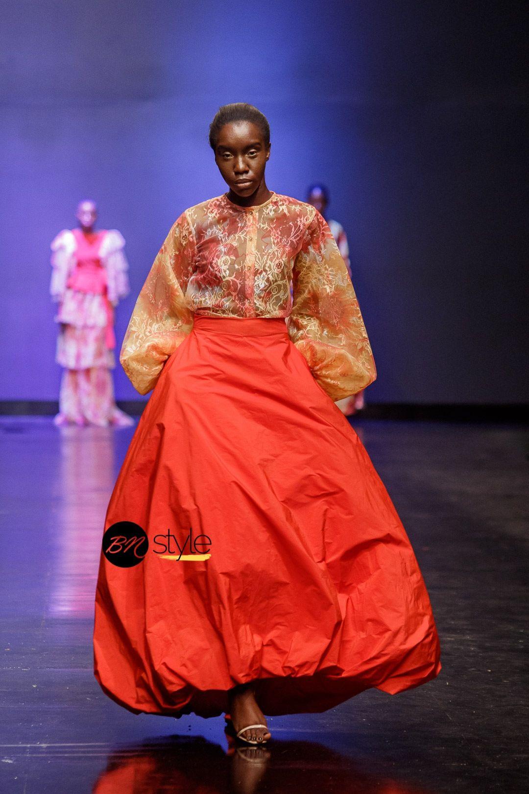 Lagos Fashion Week 2018 Fashion