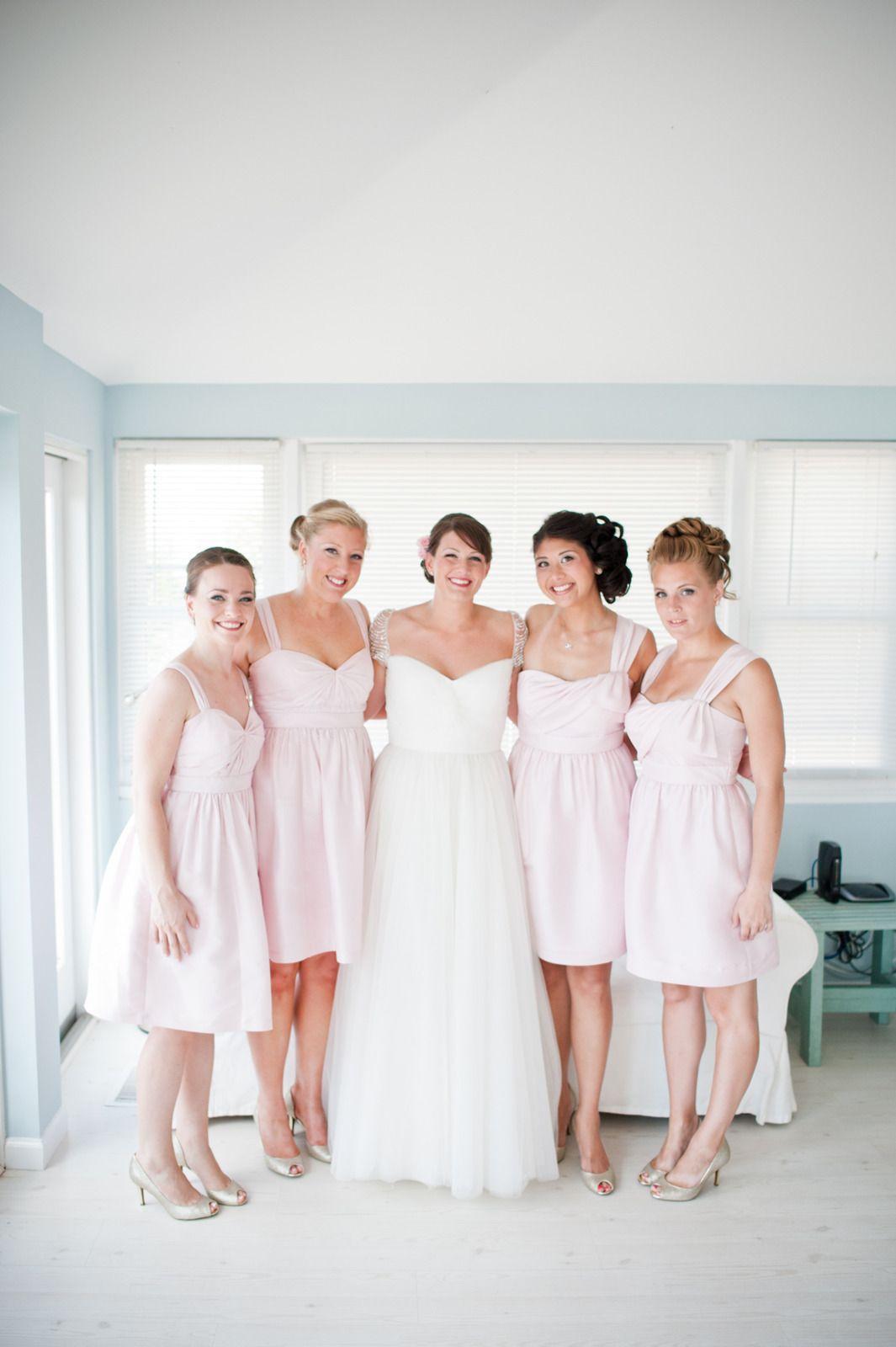 Martha Clara Vineyards Wedding from W Studios New York | Bridesmaid ...