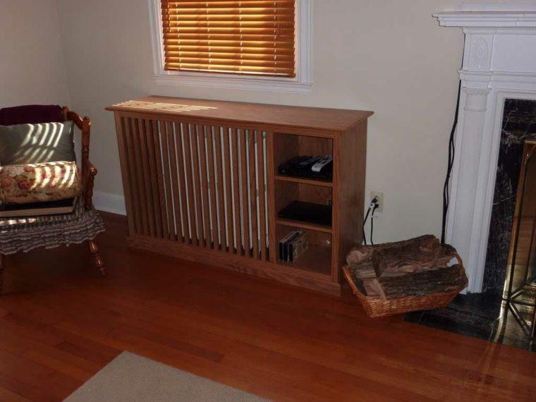 Cache Radiateur Design En 50 Idees Originales Radiator Cover Wood Design Home Decor