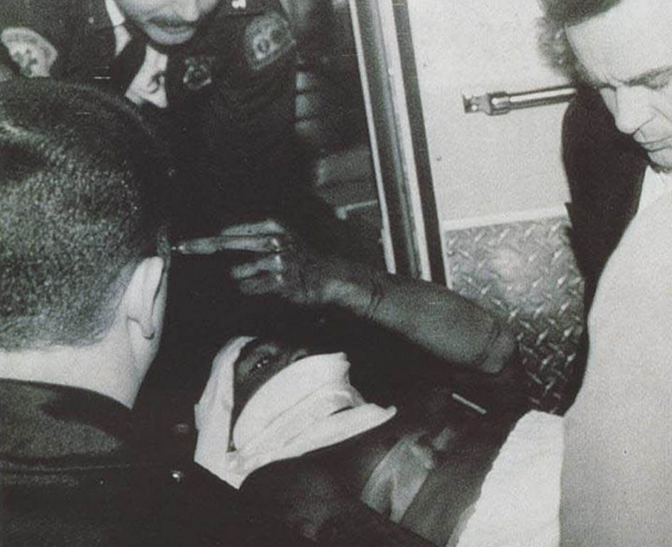 Tupac Shakur was shot five times at Quad Studios in New York City | 11/30/94