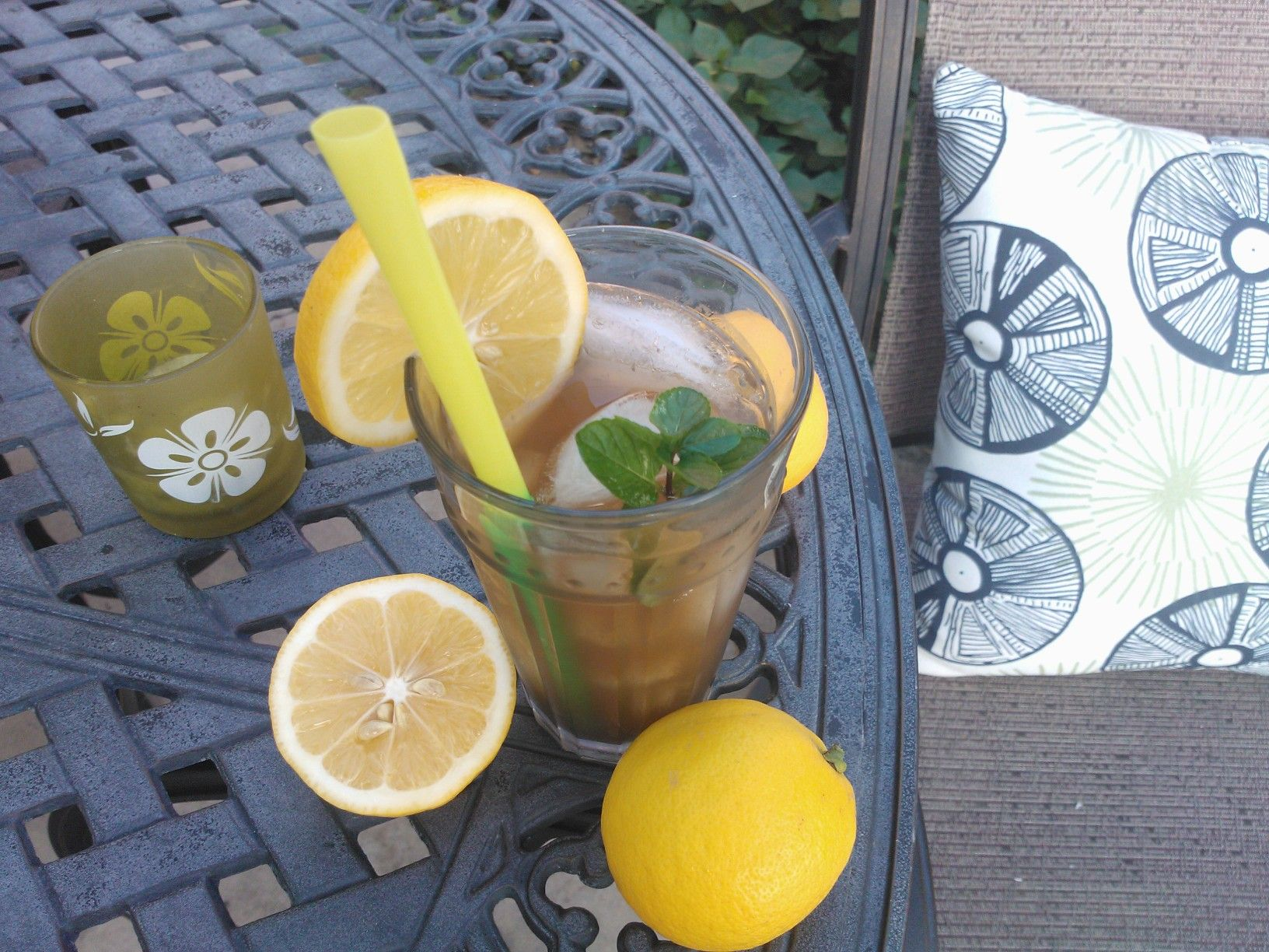 Buena Park Iced Tea Low Carb Light Refreshing Summer