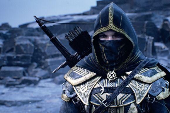 Behind the scenes: The Elder Scrolls Online trailer