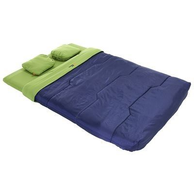 Trekking Slaapgerei Accessoires Outdoor And Camping Camping Sleepin Bedcover 20 2p Quechua Camping Sleepin Bed Bed Camping