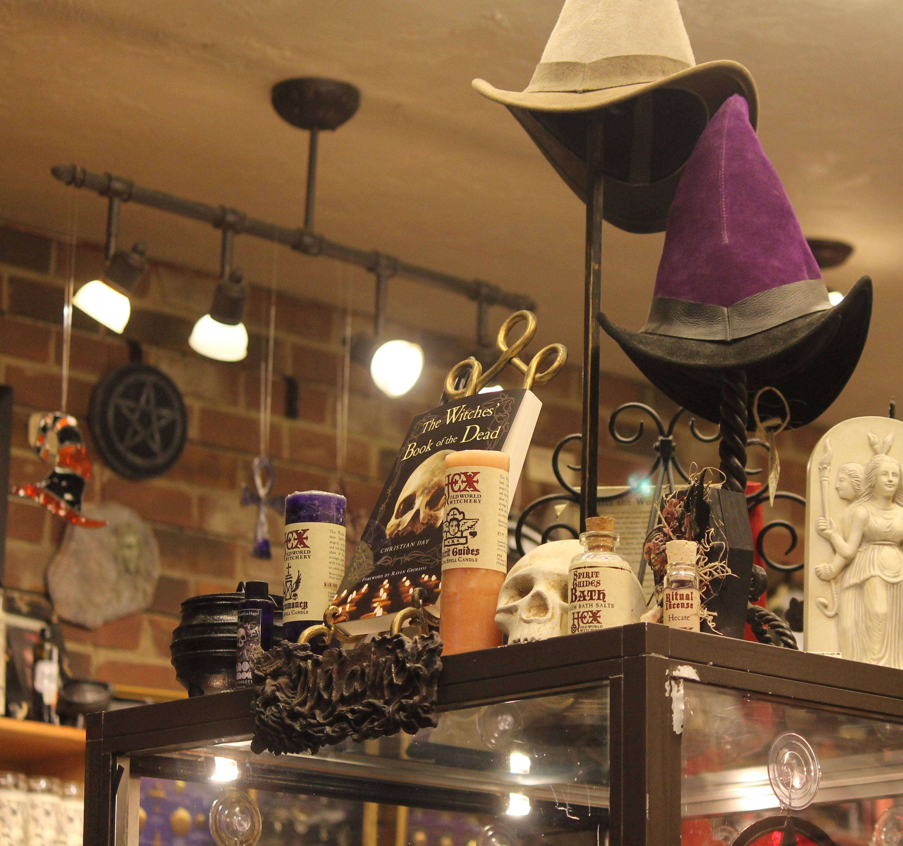 Lori Bruno S Shop In Salem Ma Witch Store Witchcraft Old World