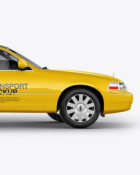 Lincoln Town Car Limousine Mockup Side View In Vehicle Mockups On Yellow Images Object Mockups In 2020 Mockup Free Psd Lincoln Town Car Mockup Psd