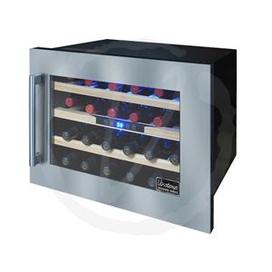 24 Bottle Seamless Wall Mounted Wine Cooler Vinotemp