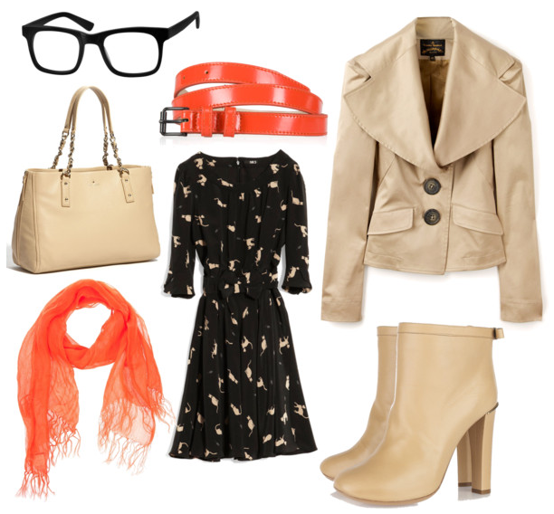 Not Quite Spring... @Polyvore