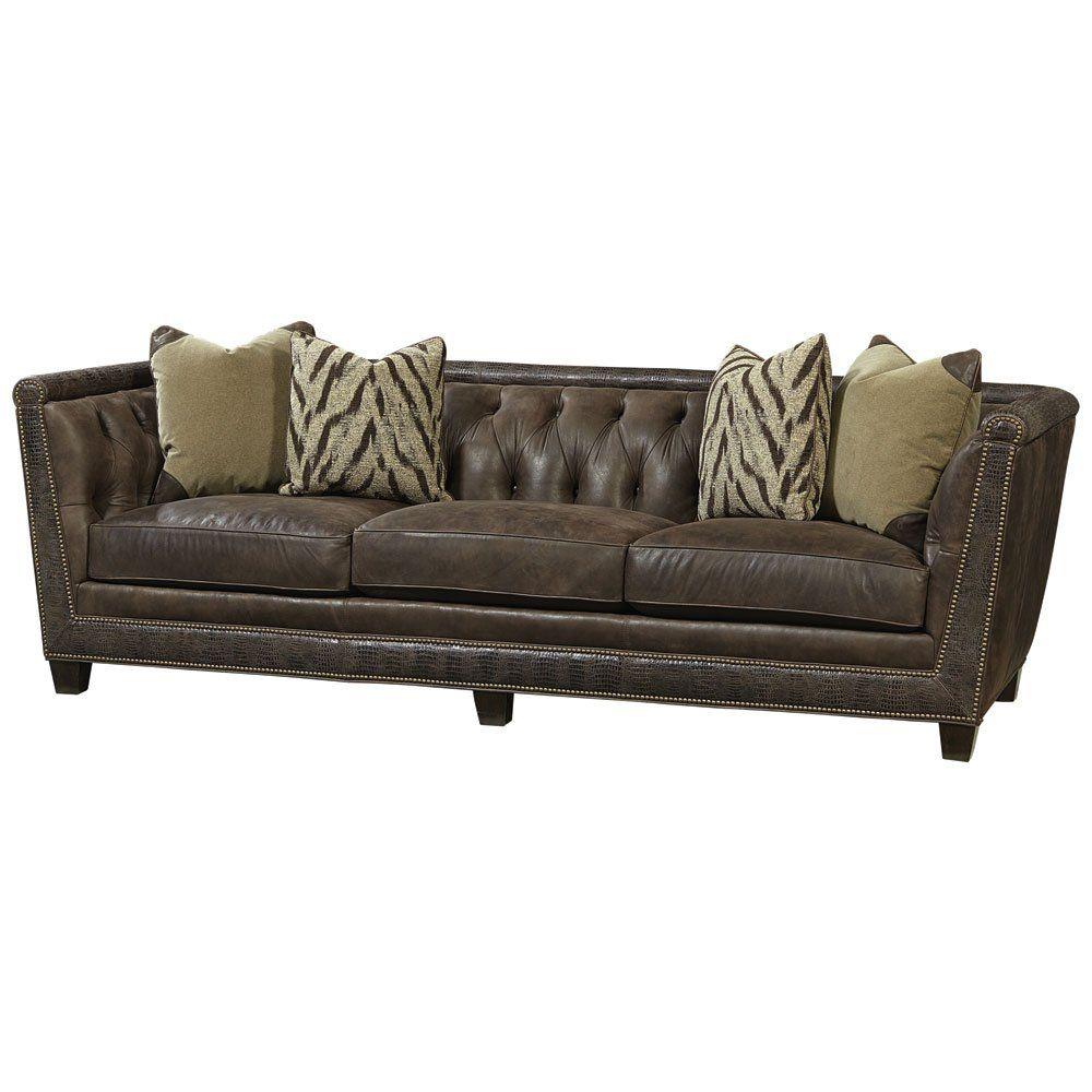 Fine Furniture Design Humphrey Bogart Santana Leg Sofa Ff