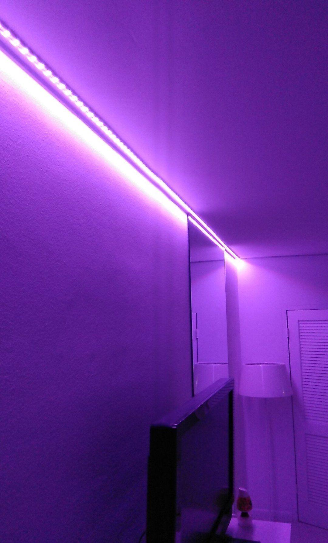 Led Wall Lights 8w Colorful Sconce Indoor Wall Lamp Modern Throughout Led Lights For Room Decoration In 2020 Led Strip Lights Bedroom Led Lighting Bedroom Room Lights