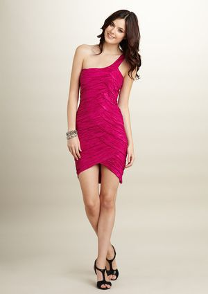 FREE GENERATION  One Strap Cocktail Dress - I like this one for my bday :D