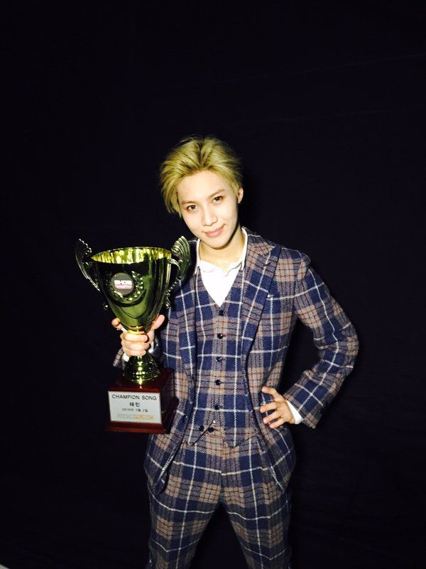 Taemin | 'Show Champion'