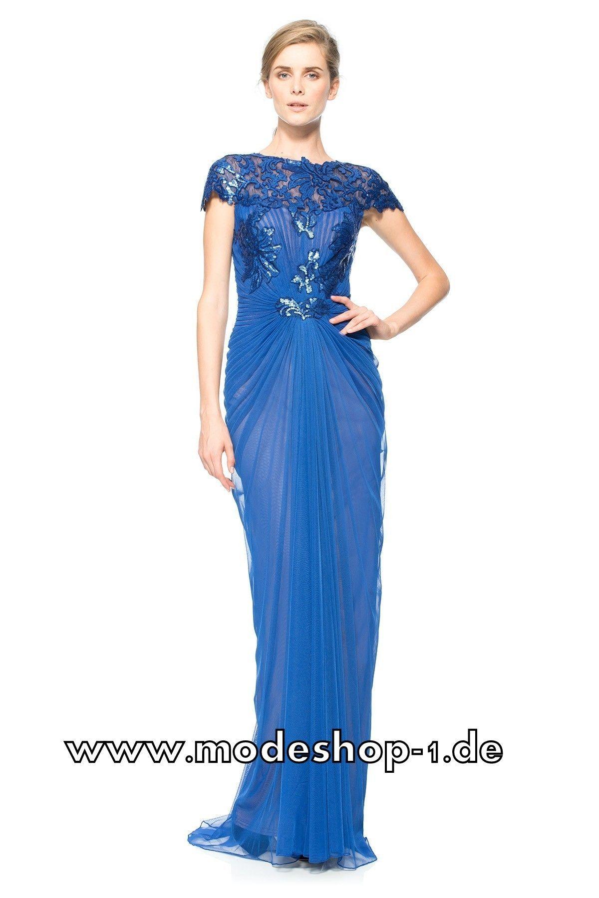 Abendkleider 20 Blaues Abendkleid Online mit Raffungen  Blaues