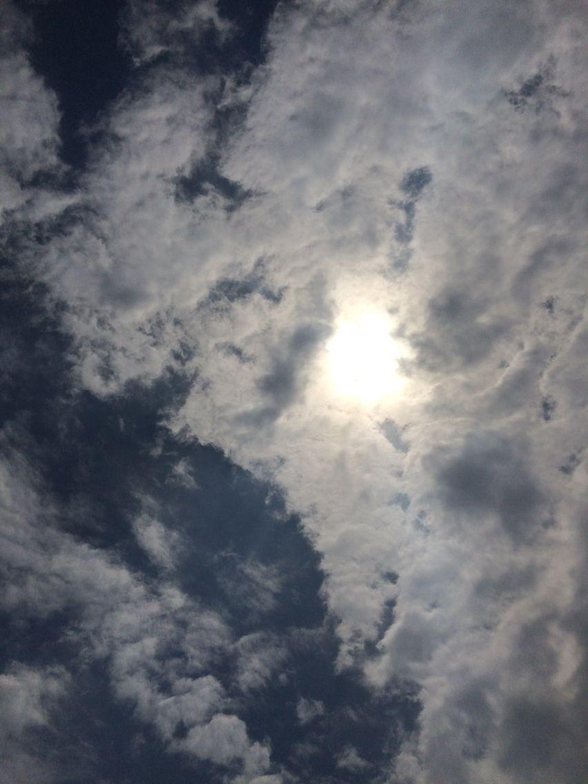 2015년 4월 13일의 하늘