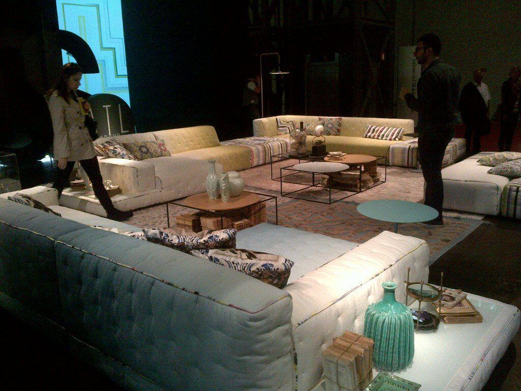Bobois Mobili ~ Milan roche bobois hall stand c salone del mobile
