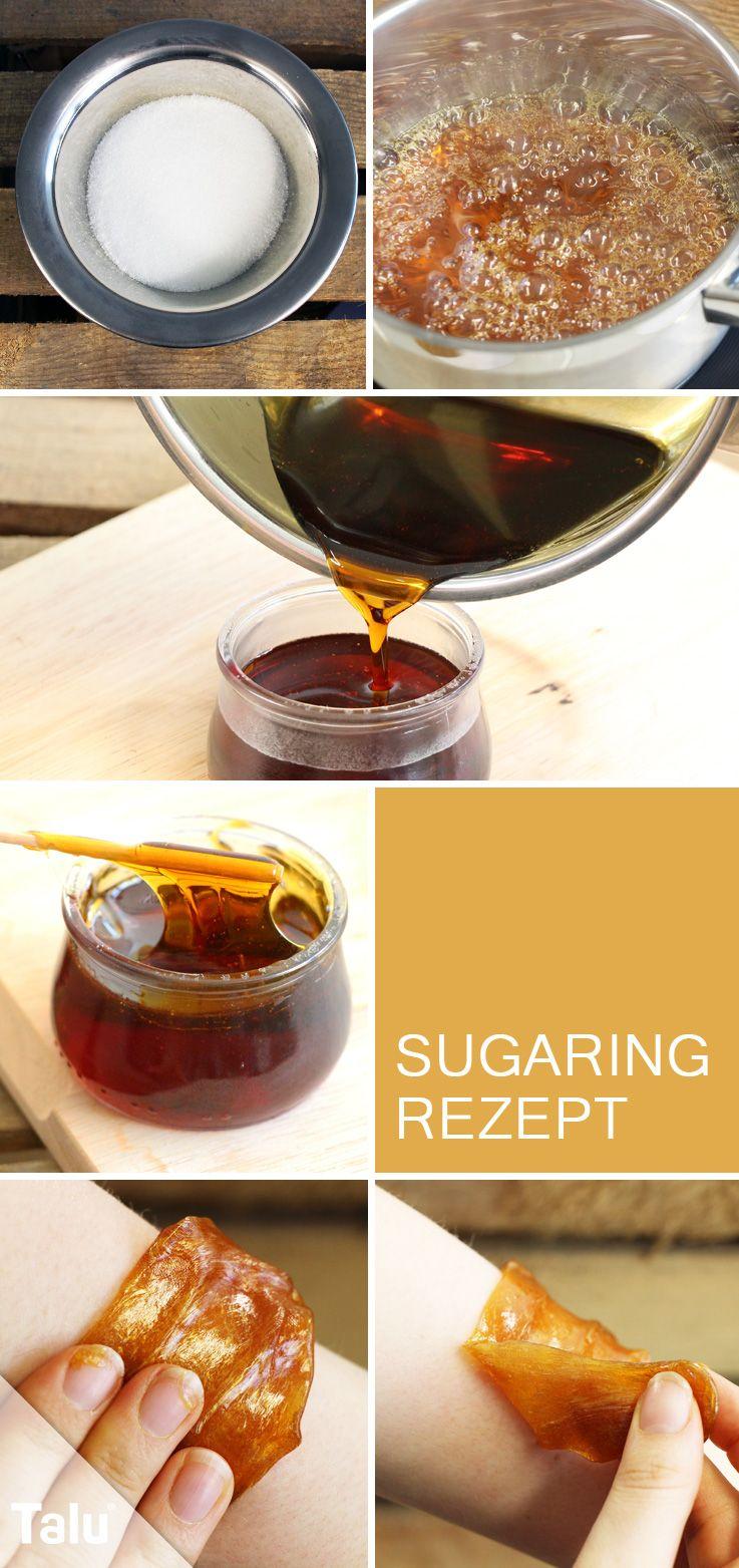 Anleitung - Sugaring selber machen - Rezept für Zuckerpaste - Talu.de