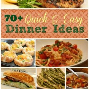 70+ Quick Dinner Ideas | projects to try | Pinterest | Cocina rapida ...