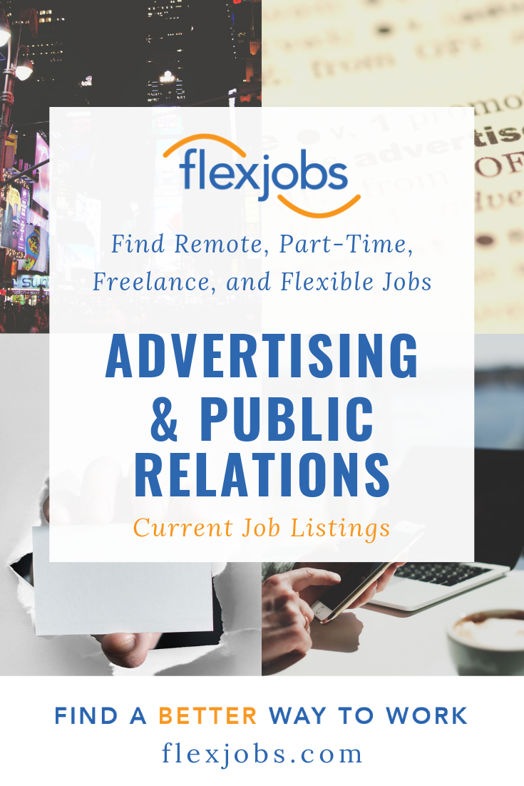 Advertising Pr Are Exciting Careers That Involve Creating A