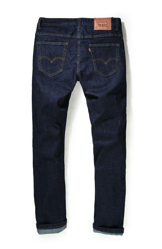 8a3f14caf8 Aliexpress.com  Comprar Famosa marca Levy nueva llegada 2015 Stretch Jeans  motorista hombres azul