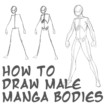 Drawing The Human Body Has Many Approaches Especially In Manga