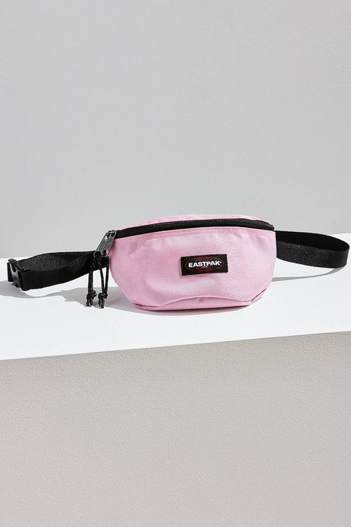 076750f5bf23 Eastpak s Millennial Pink Fanny Pack Is a Streetwear Must-Have ...