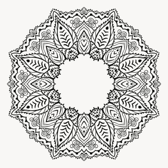 Todo sobre decoración mandala, ¡te encantará saberlo! | Imujer ...