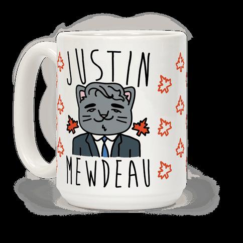 Justin Mewdeau Coffee Mugs LookHUMAN Mugs, Coffee mugs