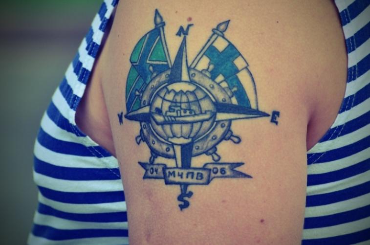 что картинки армейских татуировок мчпв этой