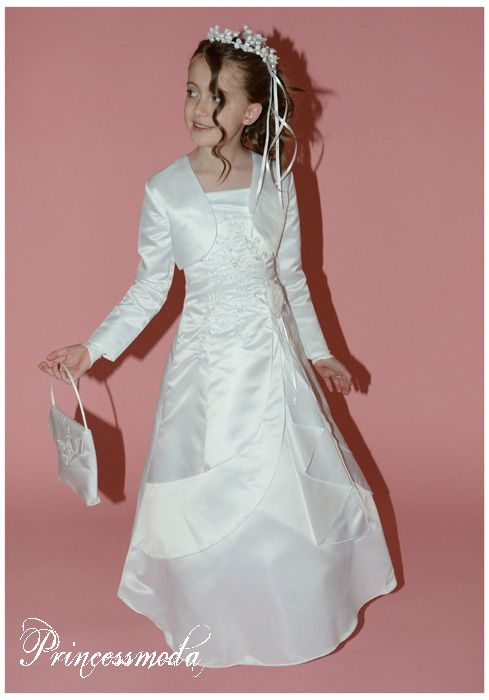 R1 - Ein Kommunionkleid der Extraklasse! - Princessmoda ...