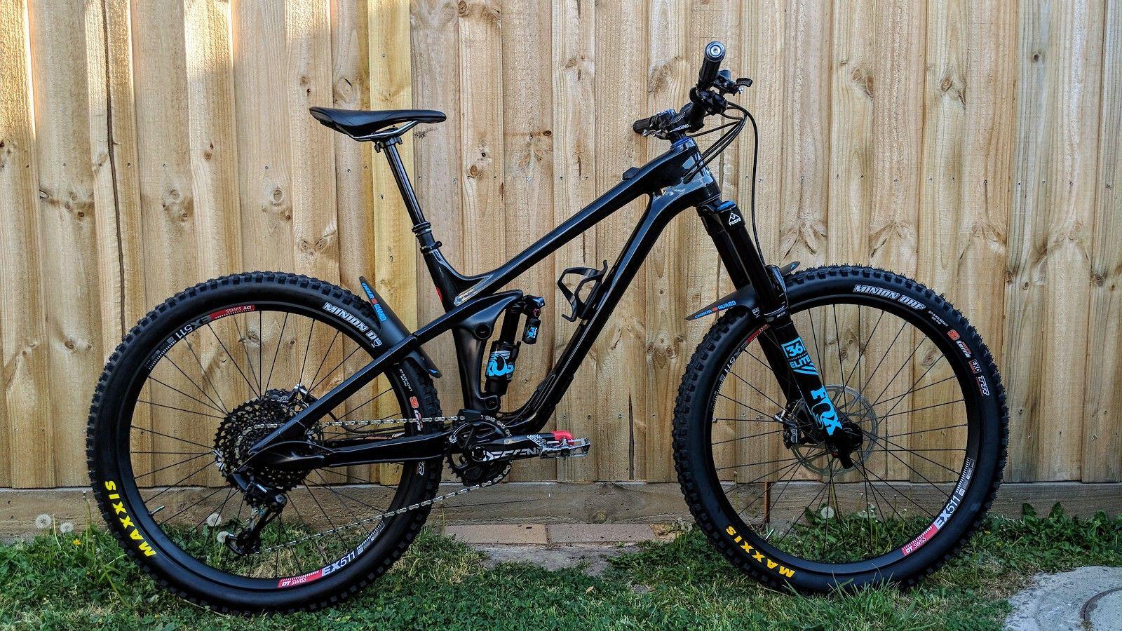 2019 Rocky Mountain Slayer Custom Jhw009 S Bike Check Vital