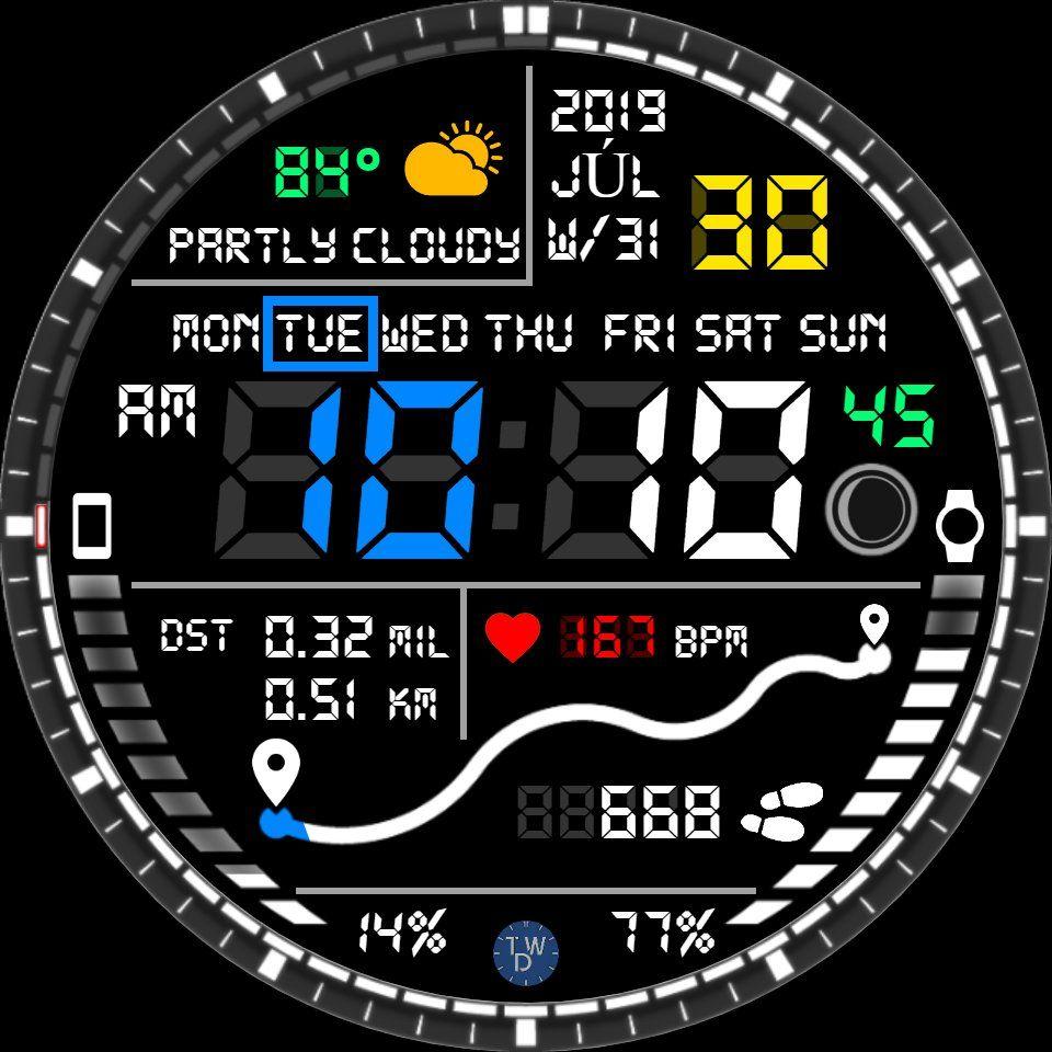Digital watch huawei watch watches for men watches