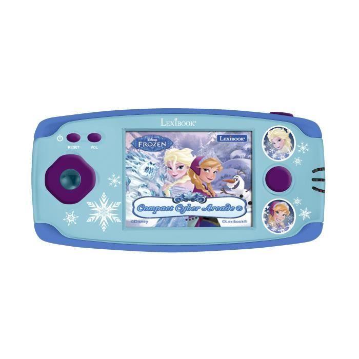 LEXIBOOK -Jl2365FZ-LA REINE DES NEIGES - Console de Jeu Portable Enfant avec 150 Jeux, Fille, à ...