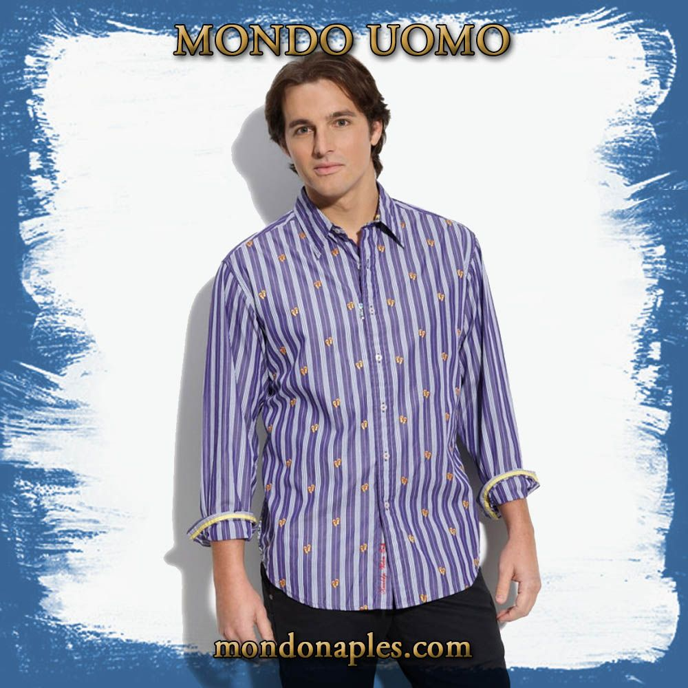 Mondouomo Naples Robertgraham Menswear Designer Fashion Aesthetic Experience Menswear Mens Tops