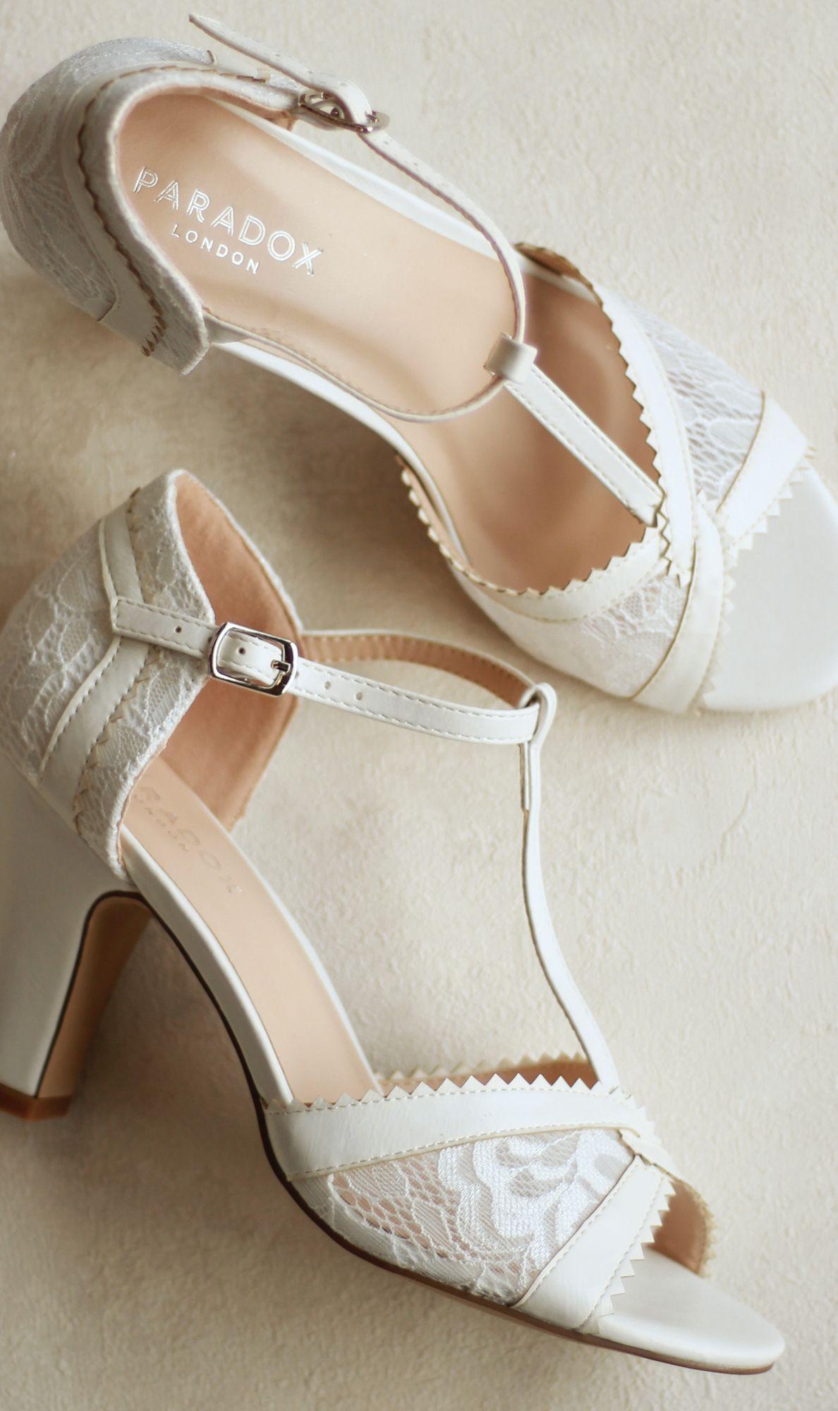 Paradox London Modern, Affordable & Stylish Wedding Shoes