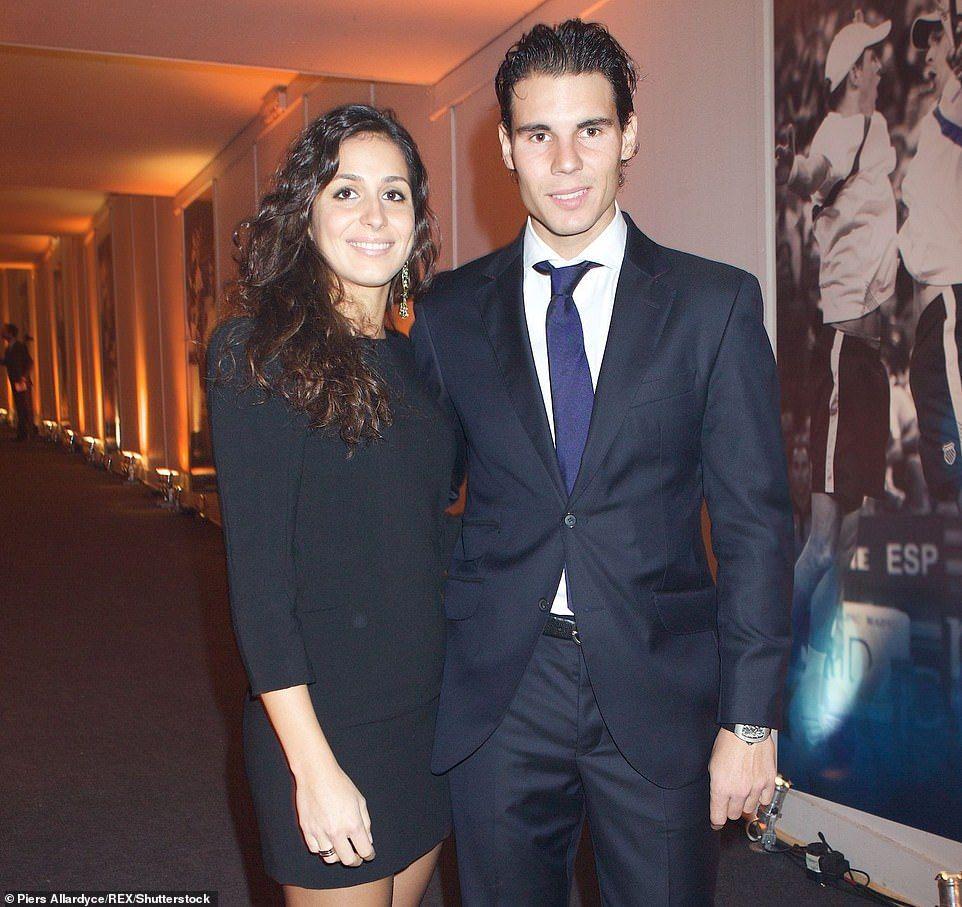 Rafa Nadal to marry childhood sweetheart Mery Perelló on
