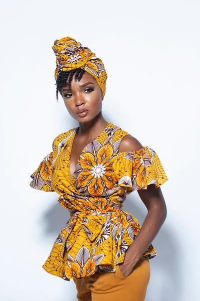 Beautiful Ankara fashion outfits #africandressstyles