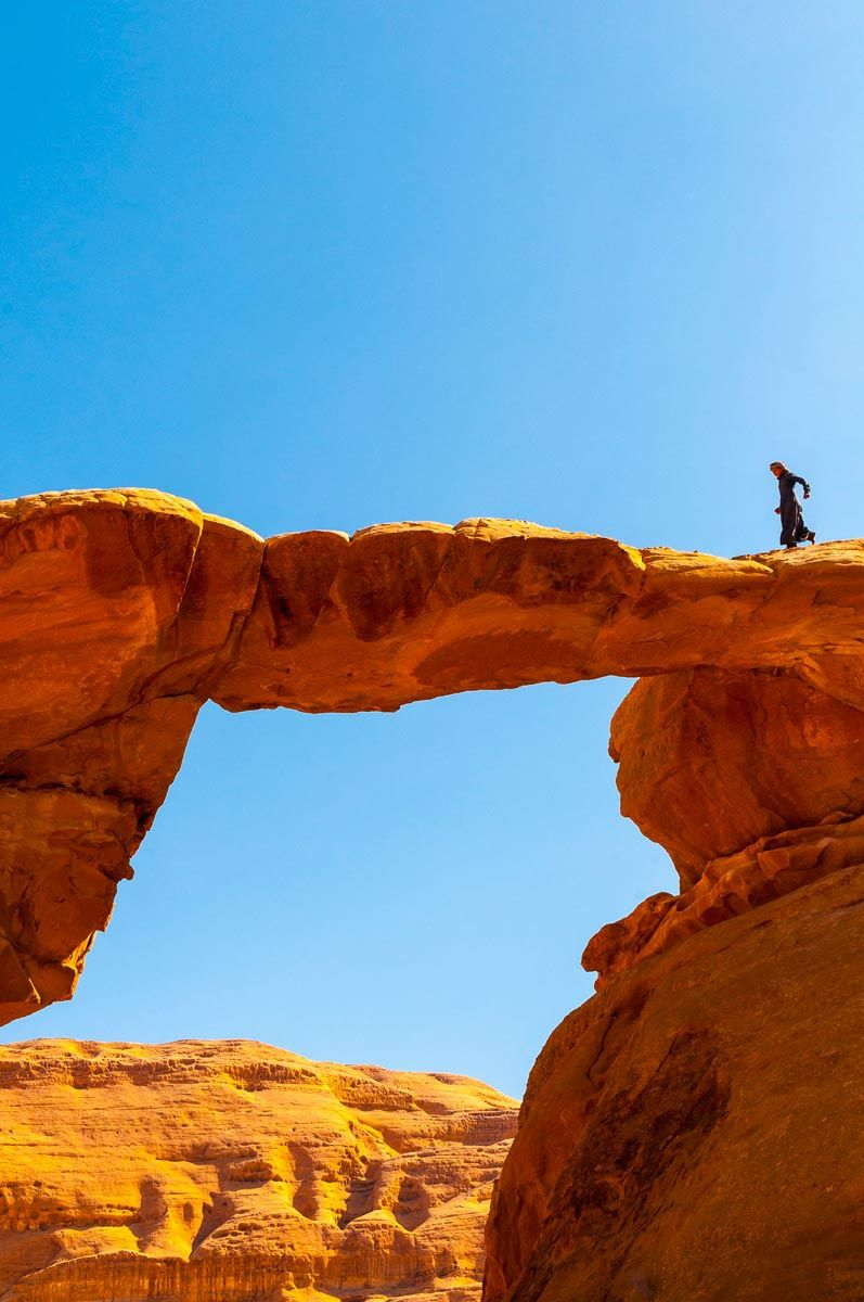 Diez fotos imprescindibles en Jordania que no son Petra