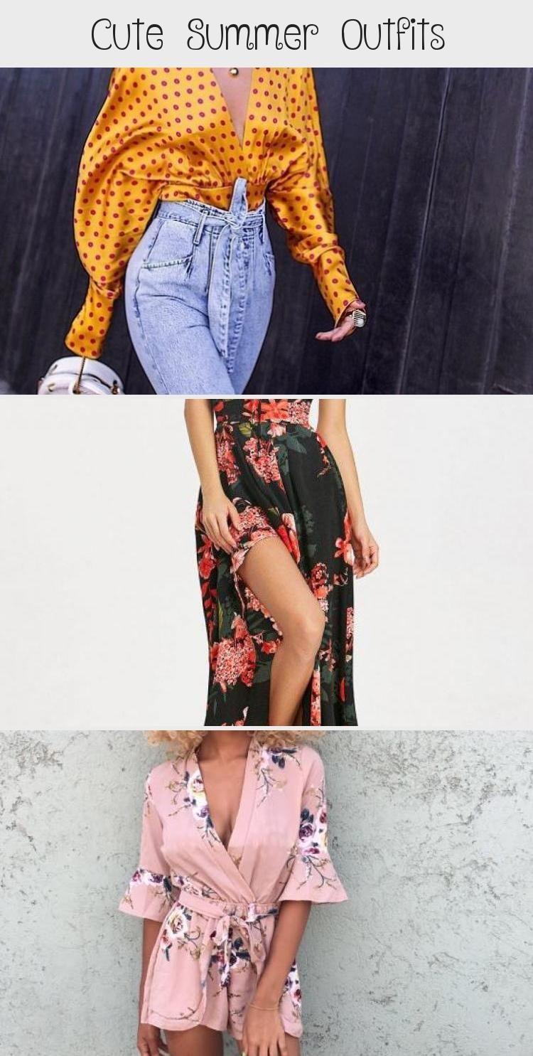 Cute Summer Outfits – Fashion