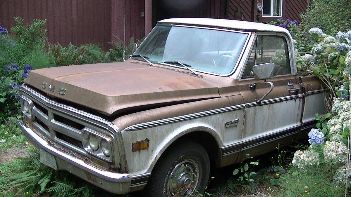 1969 GMC Pickup 60,000 original miles Gmc pickup, Gmc