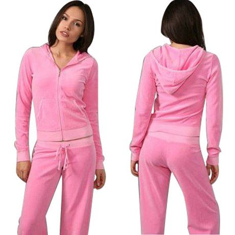 Juicy Couture Tracksuits Are Always A Yes When It Comes To