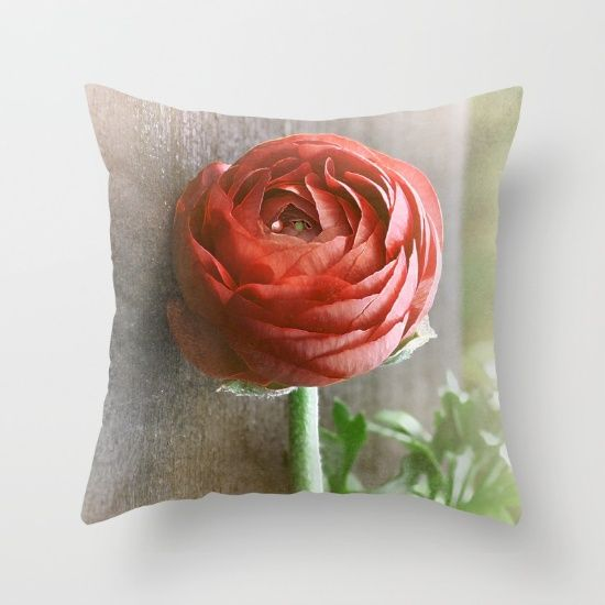 Buy Vintage Ranunculus(2). Throw Pillow by Mary Berg. Worldwide shipping available at Society6.com. Just one of millions of high quality products available.