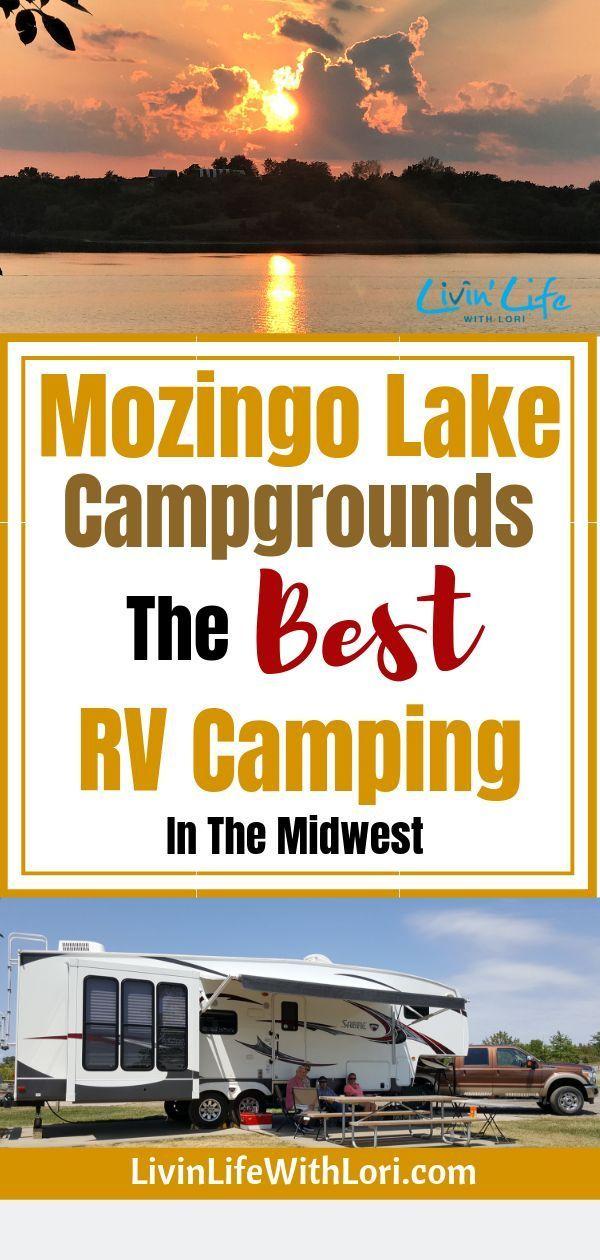 Mozingo Lake Campground - Camping In Missouri   Best ...