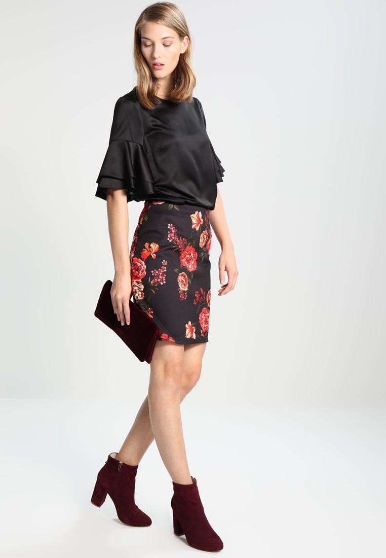 65d7406dc Consigue este tipo de falda de tubo de Dorothy Perkins ahora! Haz ...