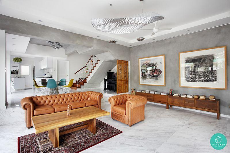 10 Mindblowing Airbnb Worthy Homes In Singapore Minimalist DesignTerraces