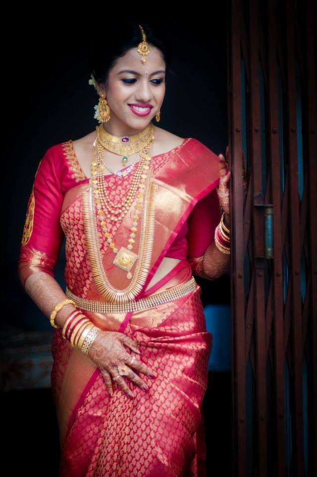 Pin de Shruthi en Indian kanchipuram silk sarees | Pinterest ...