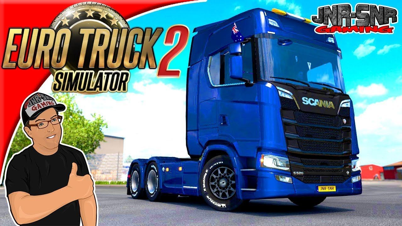 Euro Truck Simulator 2 Mods Scania New Generation R And S By Scs