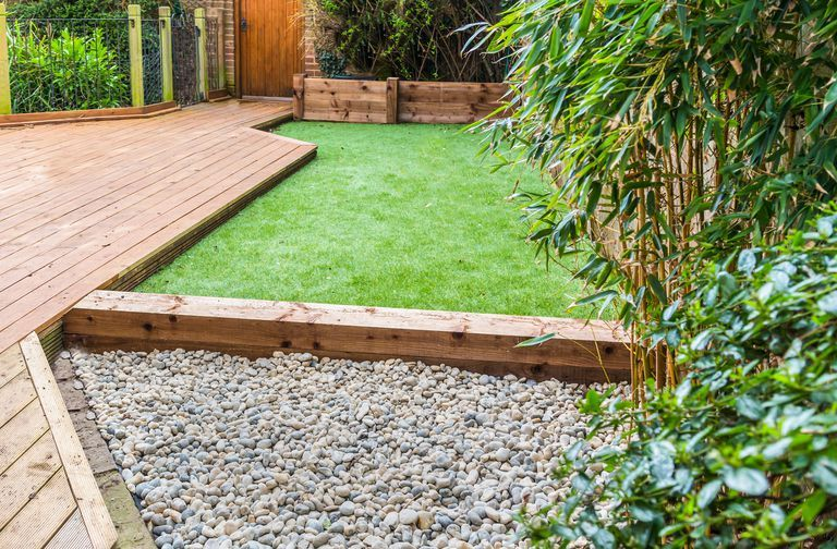 9 ways to transform your small garden on a budget | Small ...